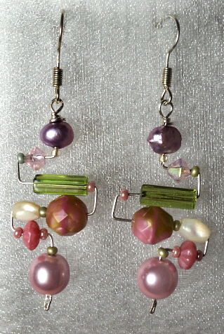 gemstone earrings mary lee jewelry designs
